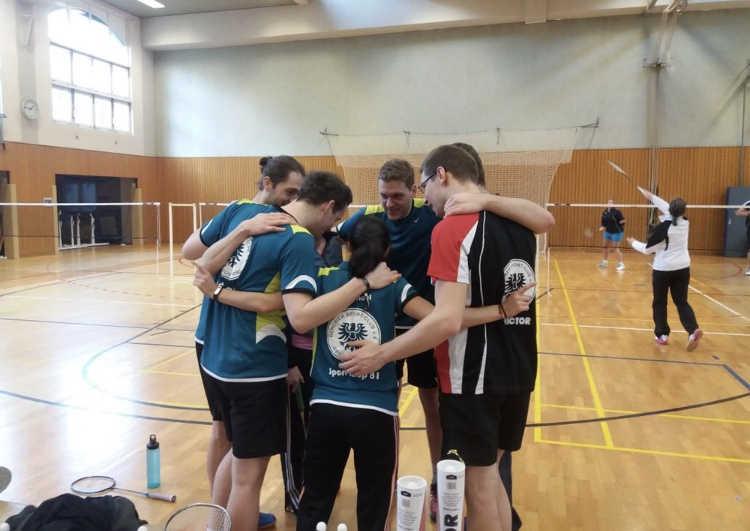 Aufstieg 6. Mannschaft Saison 2017/2018