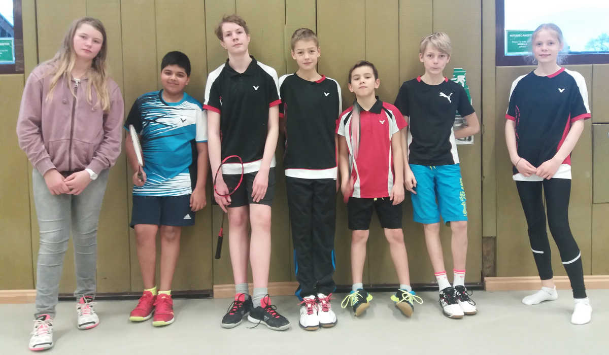 Zwischenrunde Schuelermannschaft 2017